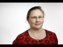 Maria Udén, professor i industriell design vid Luleå tekniska universitet.