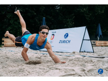 Zurich Sports Team: Sven Winter - Beachvolleyball