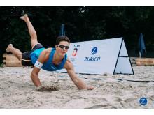 Zurich Sports Team: Sven Winter - Beachvolleyball