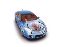 Eberspächer Plugtronic Standard: kupévärmare – motorvärmare – cirkulationspump – batteriladdare som tillval