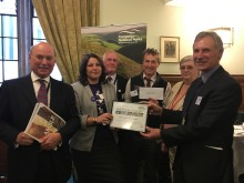 Ramblers Holidays Charitable Trust Sponsor Campaign for National Parks Park Protector Awards