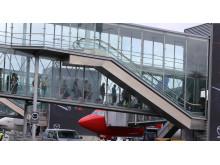 Ombordstigning ved Oslo Lufthavn
