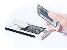 SMART1 - Med utbytbart batteri, clips och inbyggd kamera!