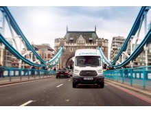 Chariot pendlerbus i London