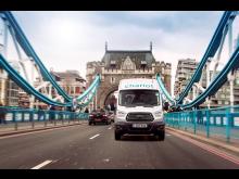 Chariot pendlerbus i London