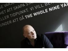 Janne Björge, VD, Nine Yards