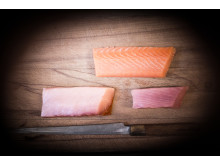 MSC & ASC-certifierad fisk på Yasuragi