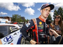 Thierry Neuville - Rally Finland 2017