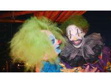 Premiär för skruvade Cirkus Bisarr