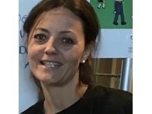 Helsesøster Janne Gerda Haugen på Stovner