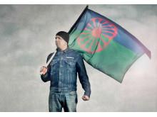 """Bild från """"Vi är romer""""."""