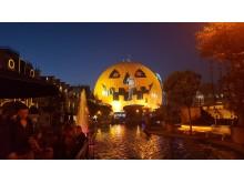 AMONDO feiert Halloween im Europapark