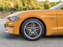 Ford Mustang Europa 2017