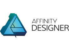 Affinity Designer black text print ls