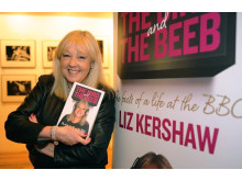 BOOK NOW - Liz Kershaw