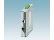 Fiberomvandlare från Ethernet enligt IEC 61850 från Phoenix Contact AB