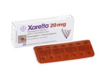 Xarelto 20 mg förpackning
