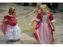 Prinsessor på bal