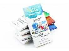 George's Marvellous Medicine – en choklad, lakrits och anisdekokt inspirerad av Roald Dahls sagor