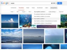 Etsi ilmaisia kuvia Googlesta