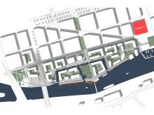 Parkeringshus Inre hamnen, Svanen 5