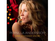 Pernilla Andersson_singelomslag Här kommer snön_foto Joakim Abrahamsson