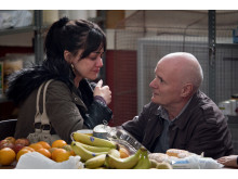 Dave Johns & Hayley Squires i Jag, Daniel Blake