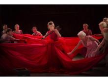 Idomeneo på Drottningholm: Malin Byström - Elettra, Kungliga Operan kör