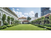 Lawn - Raffles Singapore