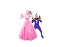 Prinsessan och prinskörven på Skärgårdsfestivalen