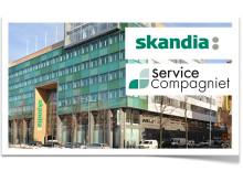 Rikstäckande avtal med Skandia- ServiceCompagniet