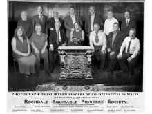 Modern Welsh Co-operative Pioneers (mono)