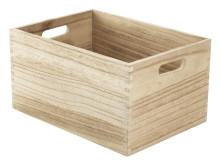 Basket THORMOD ass. sizes natural (99-149 DKK)