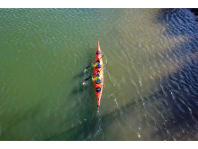 Hi-res image - Ocean Signal Backed by Ocean Signal and WesCom Signal and Rescue, Kate Culverwell and Anna Blackwell are kayaking across Europe from London to the Black Sea to raise money for Pancreatic Cancer Action