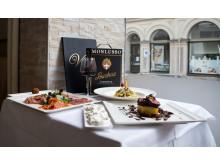 Fantastisk italiensk måltid till Monlusso Barbera