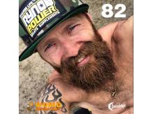 82 dagar kvar till World Beard Day!
