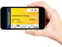 Studentkortet i mobilen