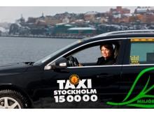 Taxi Stockholm Chufför