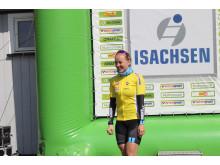 Ingrid Sofie Bøe Jacobsen i gul trøye