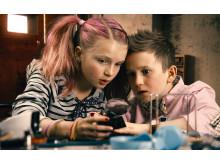 Kulturama-elev spelar huvudroll i LasseMaja-filmerna