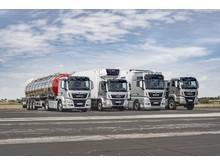 MAN viser flere varianter af de nye 2017 modeller på IAA messen, som er verdens største udstilling for kommercielle køretøjer.