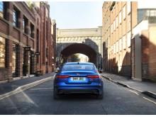 Jaguar XE Exterior behind