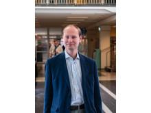 Fredrik Charpentier Ljungqvist, docent vid Historiska institutionen, Stockholms universitet