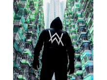 "Alan Walker ""Sing Me To Sleep"" artwork"