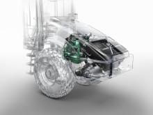 Volvo SD75B SD115B SD135B - effektiv Steg 4-motor