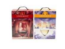 Lindeman's Shiraz Cabernet och Lindeman's Chardonnay Limited Edition Design