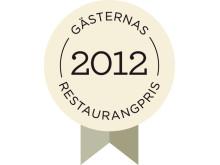 Logo Gästernas Restaurangpris