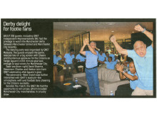 QNET Viewing Party for Manchester Derby in Malaysia's The Star