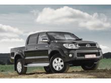 Toyota Hilux 2009, exteriör
