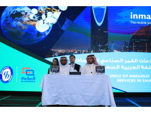 Hi-res image - Inmarsat - The closing session of the launch event to announce Inmarsat will bring its connectivity solutions to customers in Saudi Arabia